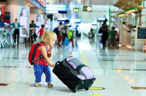 Советы по путешествию с детьми