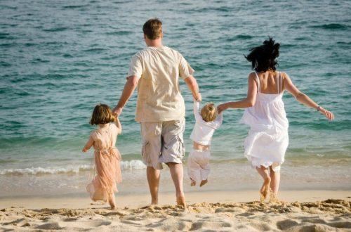 Основные советы для семейного отдыха